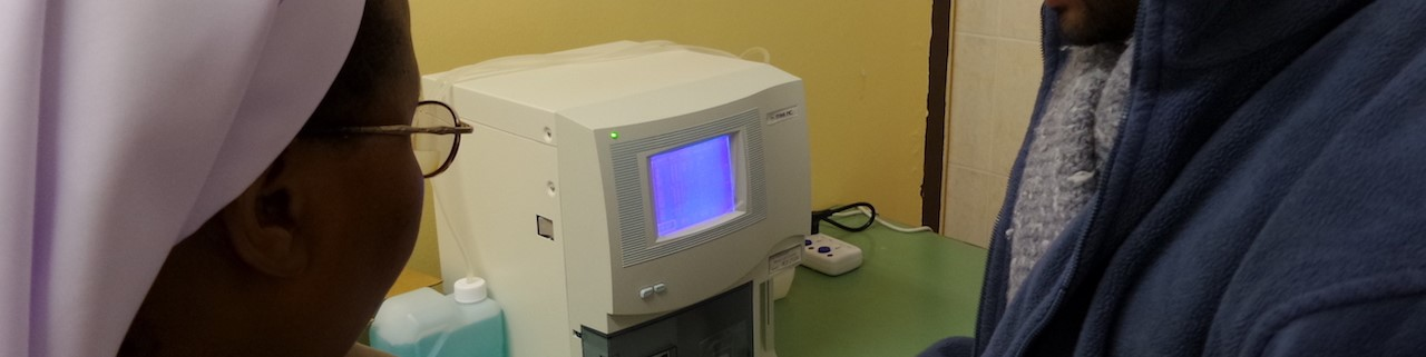 SAHC Lab Header