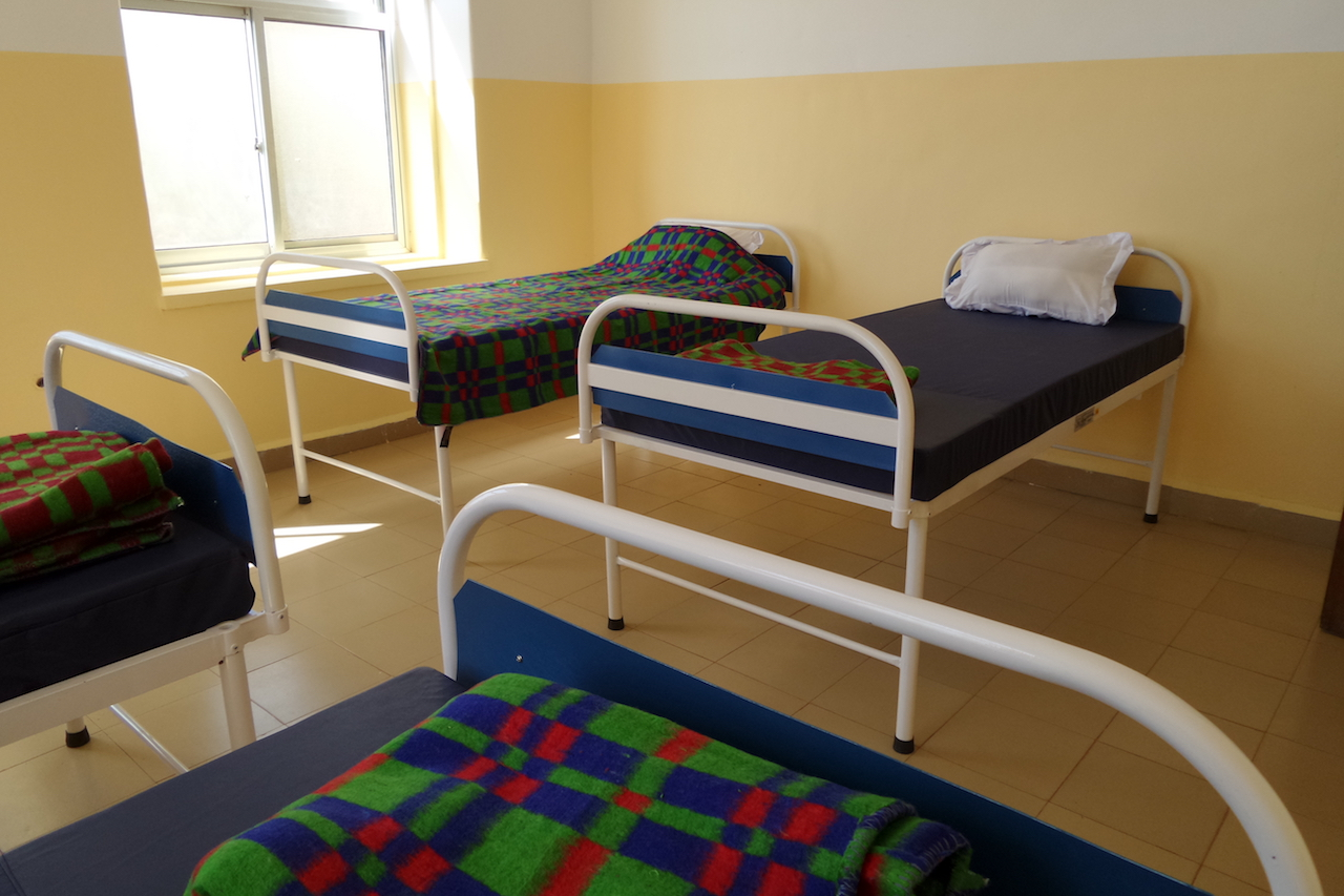 Installatie ziekenhuisbedden 9