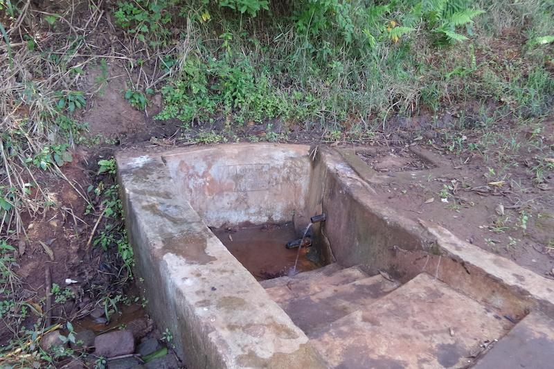Waterput Lukuyufusi nummer 4 anno 2016