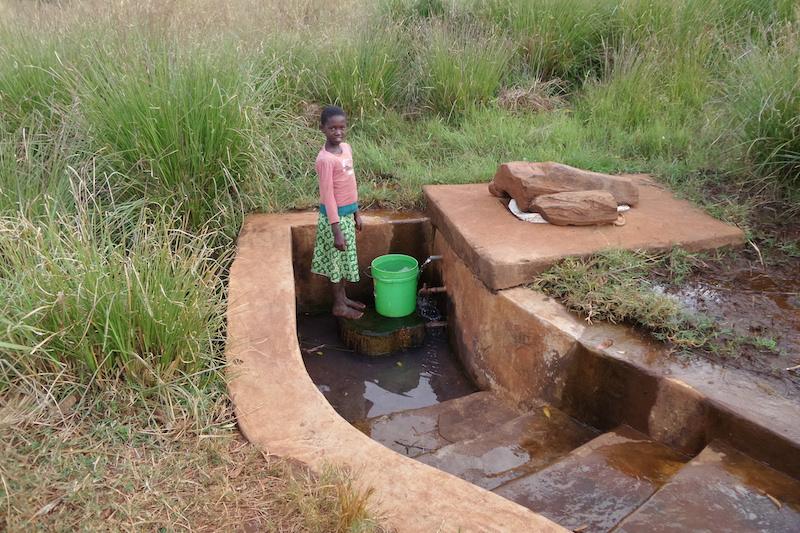 Waterput Parangu 2016