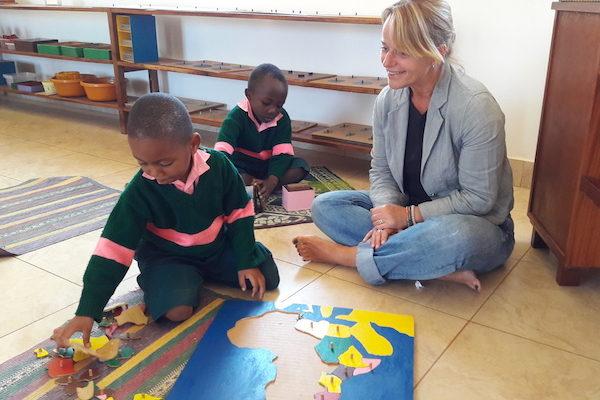 Kleuterschool Songea - Stichting Peramiho